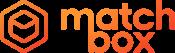 Logo matchbox hexagon trimmed